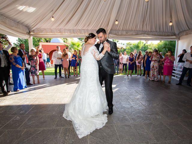 La boda de Francisco y Isa en Otura, Granada 24