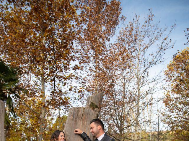 La boda de Francisco y Isa en Otura, Granada 25