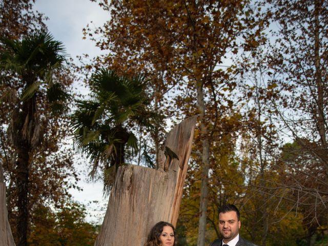 La boda de Francisco y Isa en Otura, Granada 28