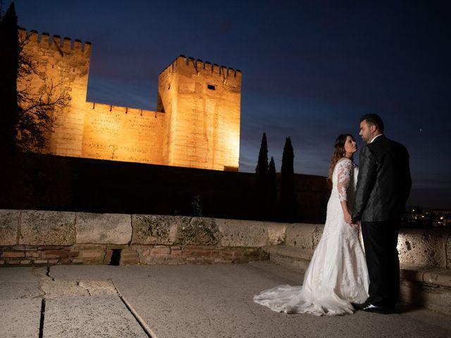 La boda de Francisco y Isa en Otura, Granada 33