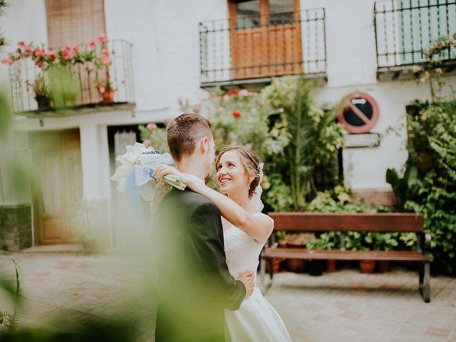 La boda de Susana y Madalin