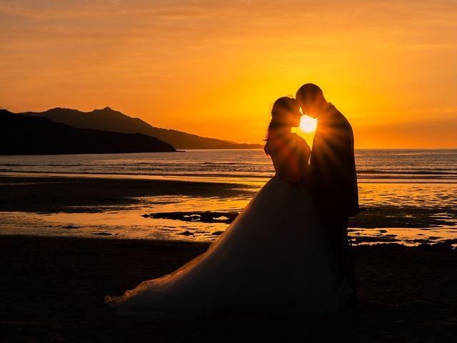 La boda de Yasmin y Jon Ander