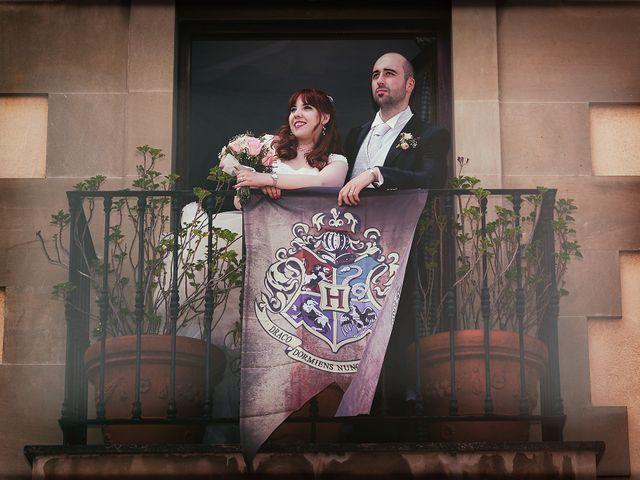 La boda de Jon Ander y Yasmin en Etxebarri, Vizcaya 1