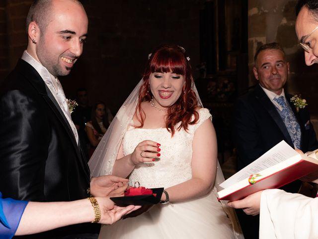 La boda de Jon Ander y Yasmin en Etxebarri, Vizcaya 5
