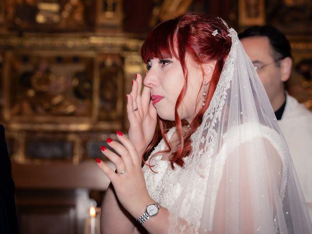 La boda de Jon Ander y Yasmin en Etxebarri, Vizcaya 8