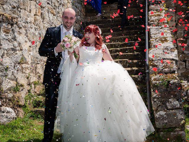 La boda de Jon Ander y Yasmin en Etxebarri, Vizcaya 9