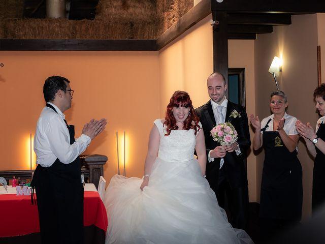 La boda de Jon Ander y Yasmin en Etxebarri, Vizcaya 17