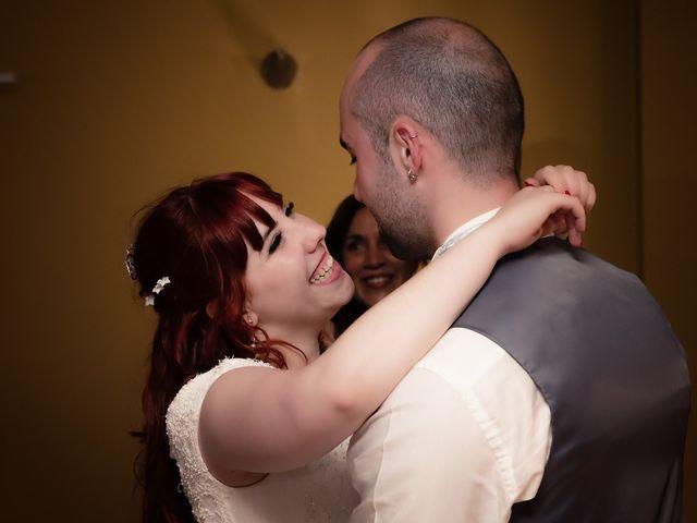La boda de Jon Ander y Yasmin en Etxebarri, Vizcaya 19