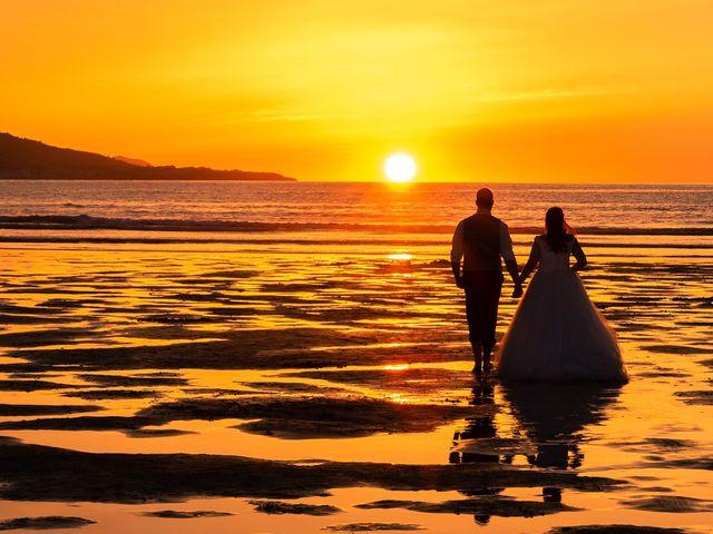 La boda de Jon Ander y Yasmin en Etxebarri, Vizcaya 2