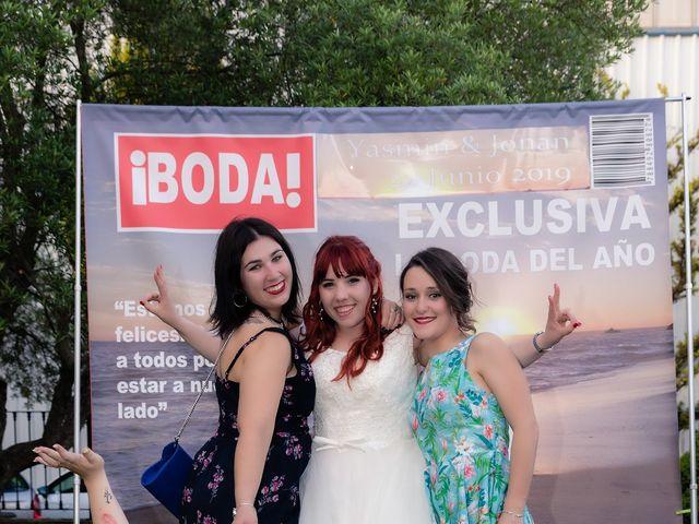 La boda de Jon Ander y Yasmin en Etxebarri, Vizcaya 21