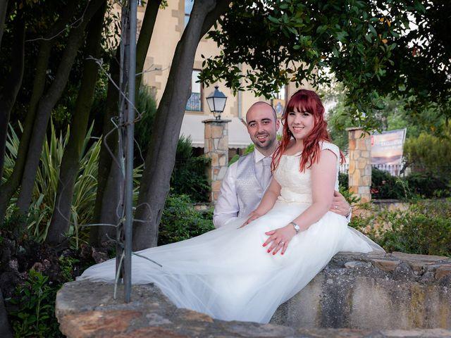 La boda de Jon Ander y Yasmin en Etxebarri, Vizcaya 22