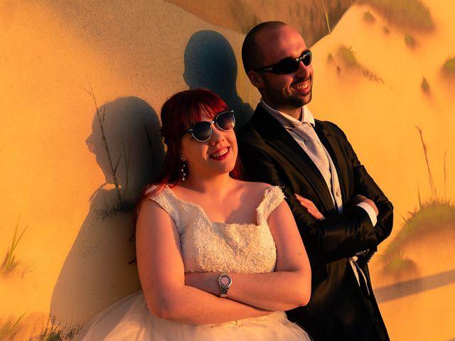La boda de Jon Ander y Yasmin en Etxebarri, Vizcaya 25