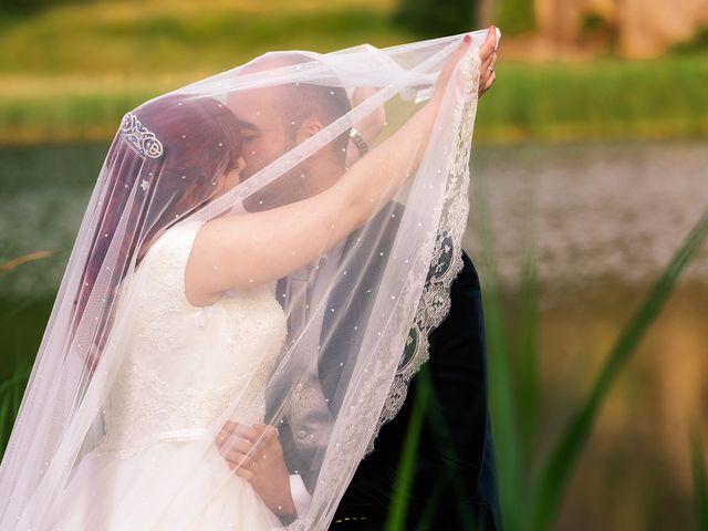 La boda de Jon Ander y Yasmin en Etxebarri, Vizcaya 29