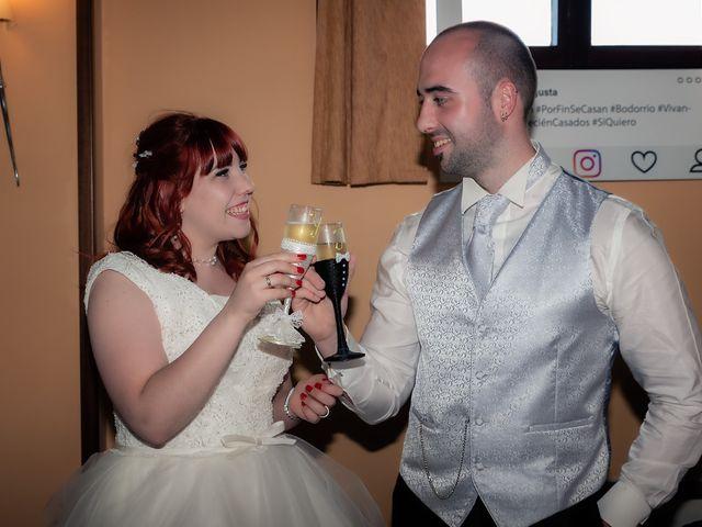 La boda de Jon Ander y Yasmin en Etxebarri, Vizcaya 33
