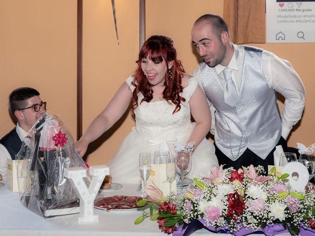 La boda de Jon Ander y Yasmin en Etxebarri, Vizcaya 34