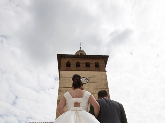 La boda de Rodrigo y Montse en Azadinos, León 19