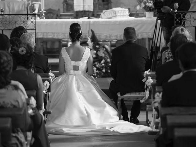 La boda de Rodrigo y Montse en Azadinos, León 21