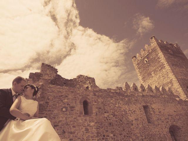 La boda de Rodrigo y Montse en Azadinos, León 24