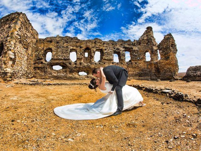 La boda de Rodrigo y Montse en Azadinos, León 25