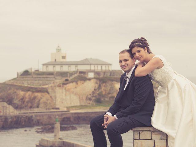 La boda de Rodrigo y Montse en Azadinos, León 27