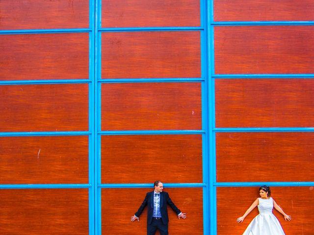 La boda de Rodrigo y Montse en Azadinos, León 35