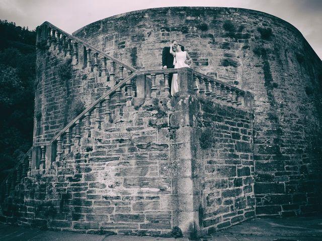 La boda de Rodrigo y Montse en Azadinos, León 38