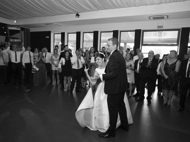 La boda de Rodrigo y Montse en Azadinos, León 48