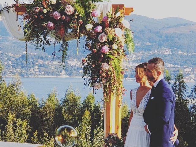 La boda de Oscar y Carla en Raxó (Poio), Pontevedra 3