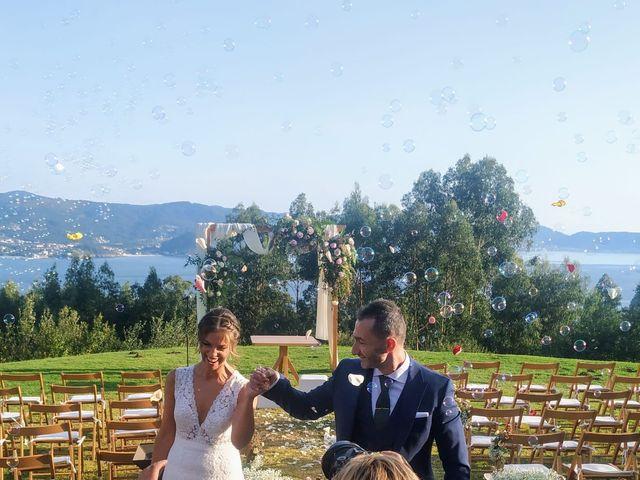 La boda de Oscar y Carla en Raxó (Poio), Pontevedra 5