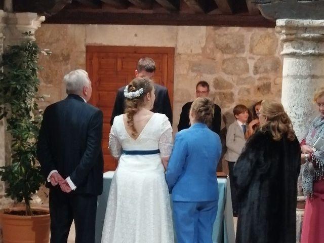 La boda de Alba y Muny en Rubena, Burgos 2