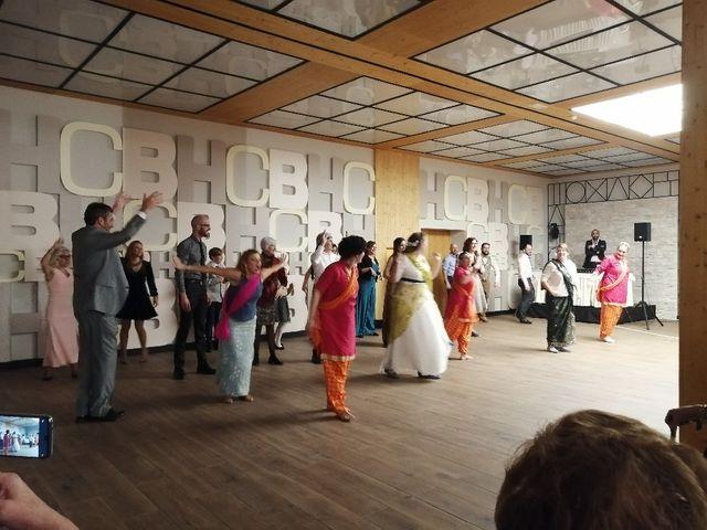 La boda de Alba y Muny en Rubena, Burgos 1