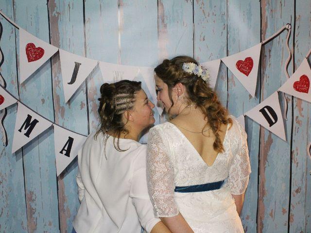 La boda de Muny y Alba