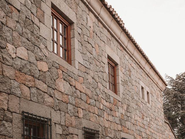 La boda de Isaac y Marie en Ávila, Ávila 5
