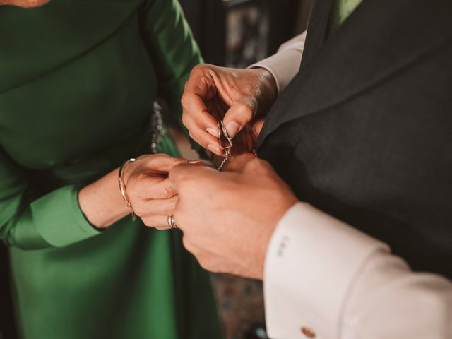 La boda de Isaac y Marie en Ávila, Ávila 38
