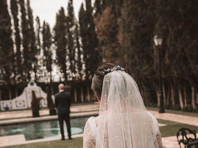 La boda de Isaac y Marie en Ávila, Ávila 104
