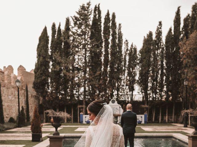 La boda de Isaac y Marie en Ávila, Ávila 106