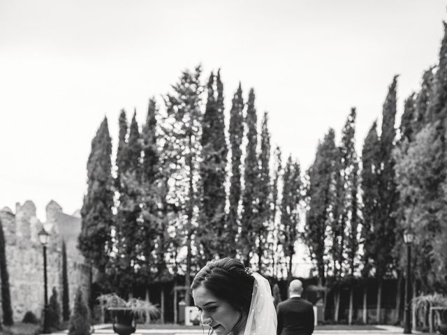 La boda de Isaac y Marie en Ávila, Ávila 107