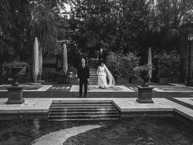 La boda de Isaac y Marie en Ávila, Ávila 108