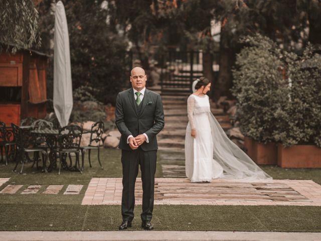 La boda de Isaac y Marie en Ávila, Ávila 110