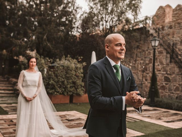 La boda de Isaac y Marie en Ávila, Ávila 115