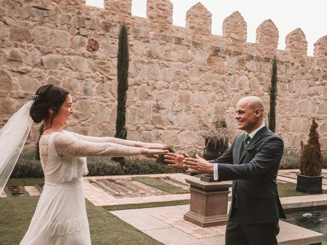 La boda de Isaac y Marie en Ávila, Ávila 118