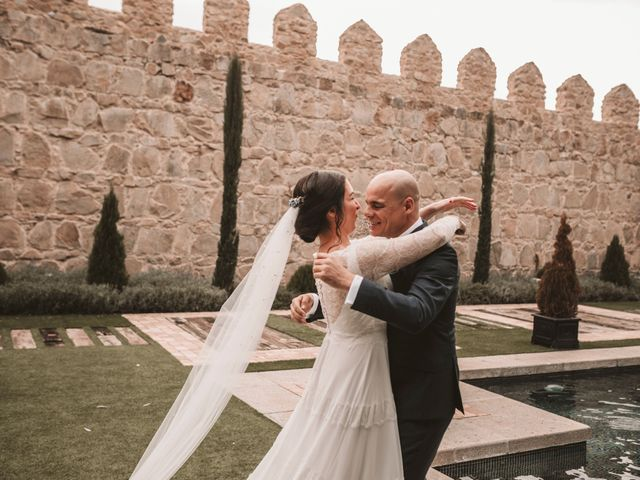 La boda de Isaac y Marie en Ávila, Ávila 121