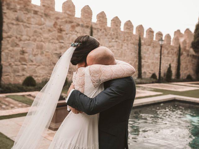La boda de Isaac y Marie en Ávila, Ávila 122
