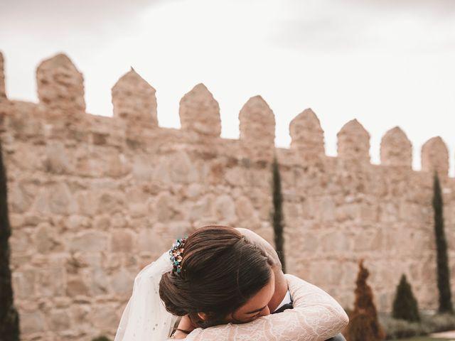 La boda de Isaac y Marie en Ávila, Ávila 126