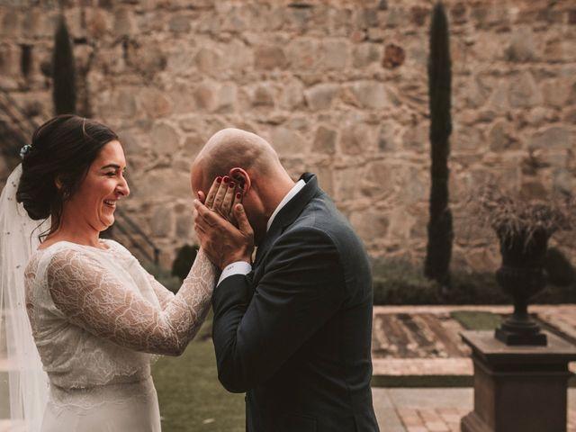 La boda de Isaac y Marie en Ávila, Ávila 129
