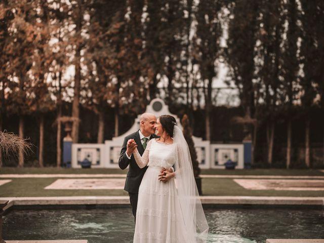 La boda de Isaac y Marie en Ávila, Ávila 132