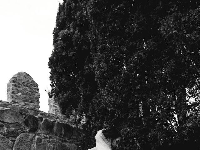 La boda de Isaac y Marie en Ávila, Ávila 145