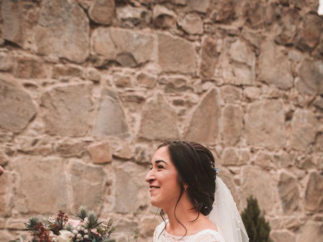 La boda de Isaac y Marie en Ávila, Ávila 161