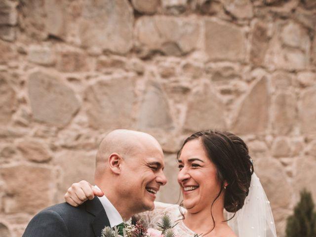 La boda de Isaac y Marie en Ávila, Ávila 162