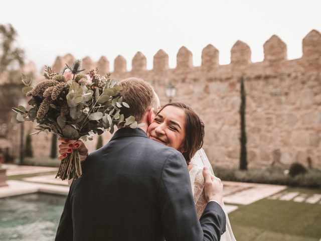 La boda de Isaac y Marie en Ávila, Ávila 170